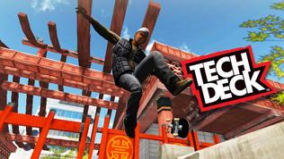 Tech Deck Skateboarding (2013)