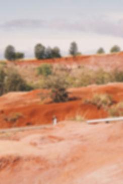 Desert Landscape Hawaii