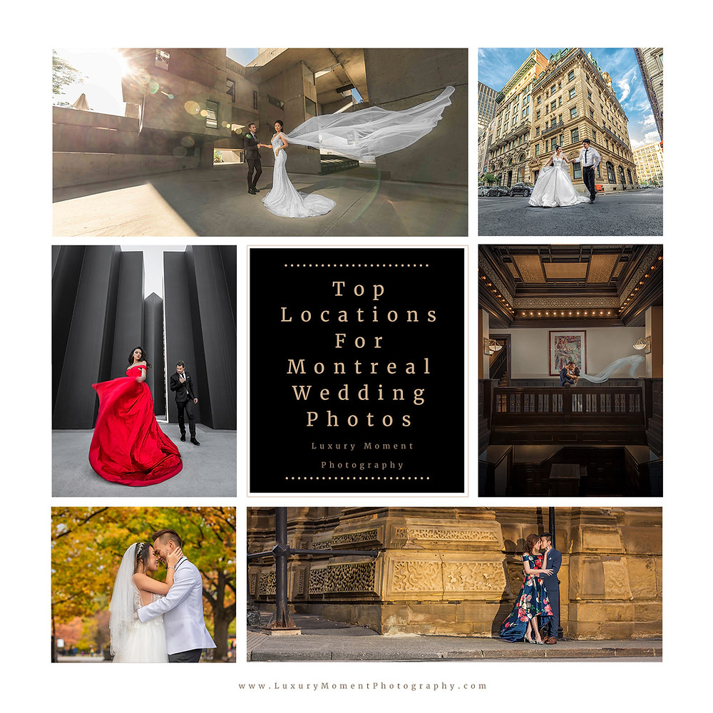Montreal photography locations