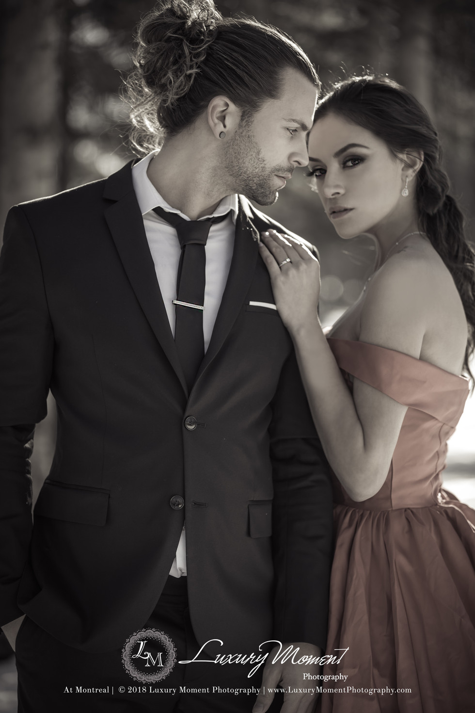 Luxury moment photography - Montreal Wedding photographer