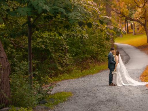Intimate Mount-Royal Wedding | Montreal Wedding Photographer
