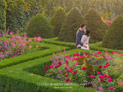 Luxury Moment Photography's Tips For a Successful Engagement Shoot