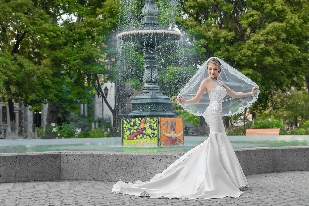 Mile end Montreal Wedding Photography