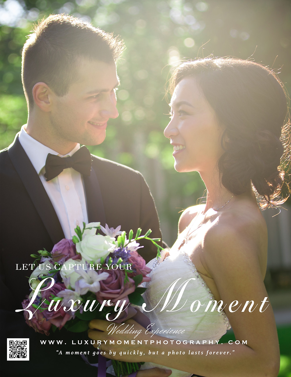 Luxury Moment Photography wedding Experience cover