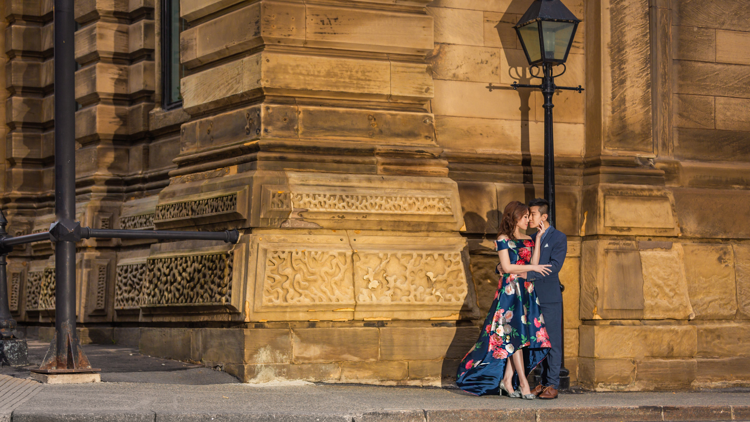 Edith & David Old Montreal E-session