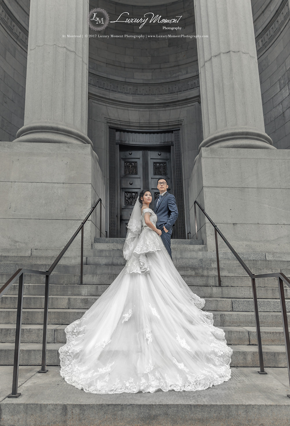 montreal prewedding photo