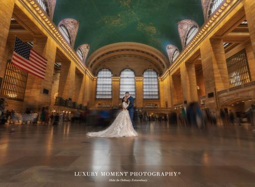 New York Pre-Wedding Photography