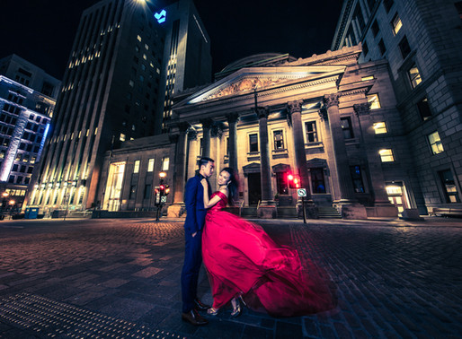 Meaningful Reasons Why You Should Definitely Have Your Pre-Wedding Photography