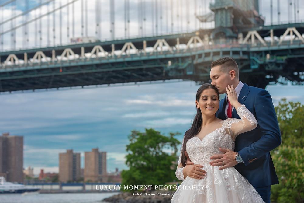 Brooklyn bridge prewedding