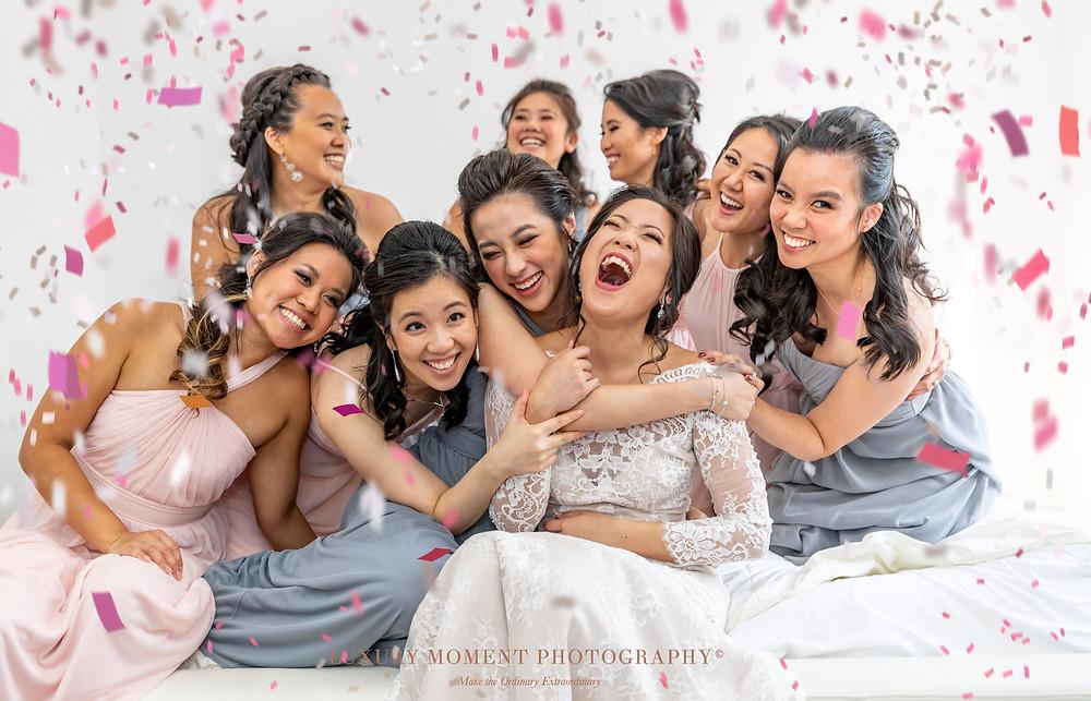 Montreal wedding bride