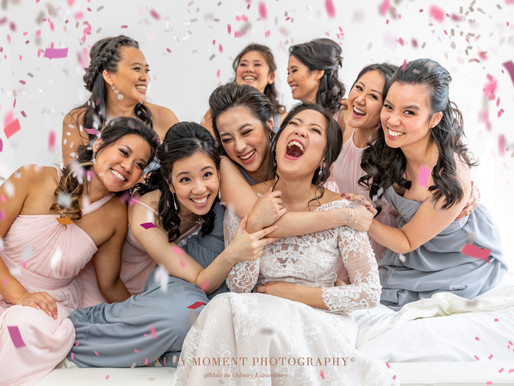 Luxury Moment Photography's Top Things to Consider When Choosing a Wedding Photographer