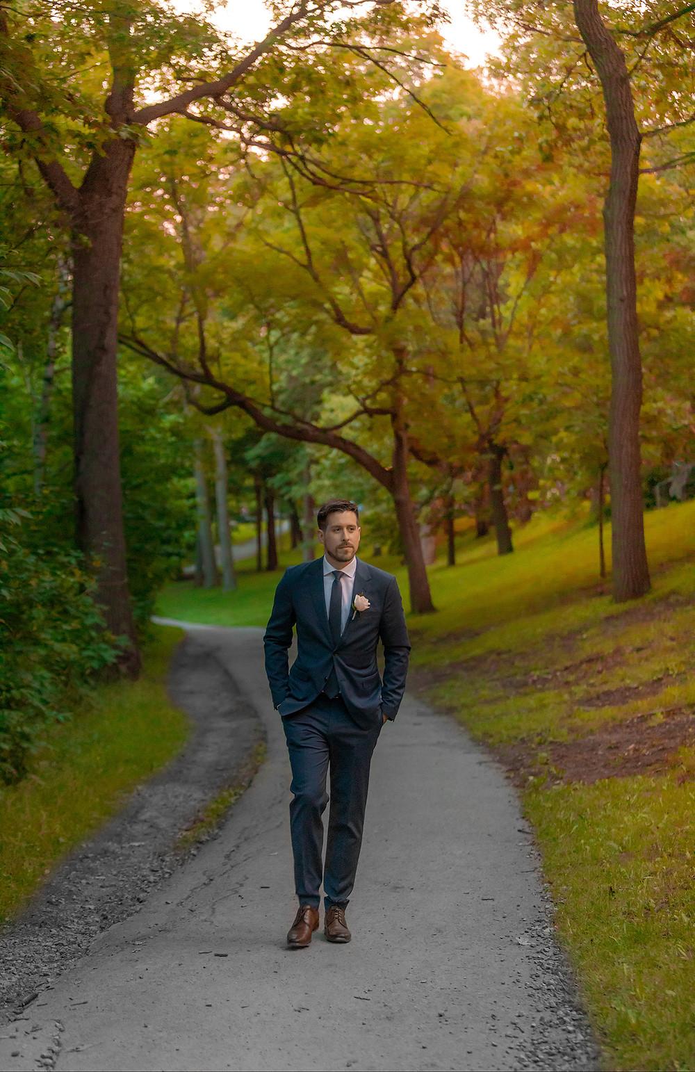 montreal intimate wedding photographer