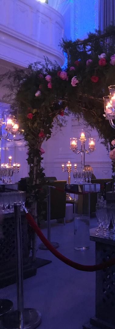 maison principal wedding
