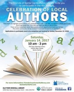 Author Celebration Poster copy