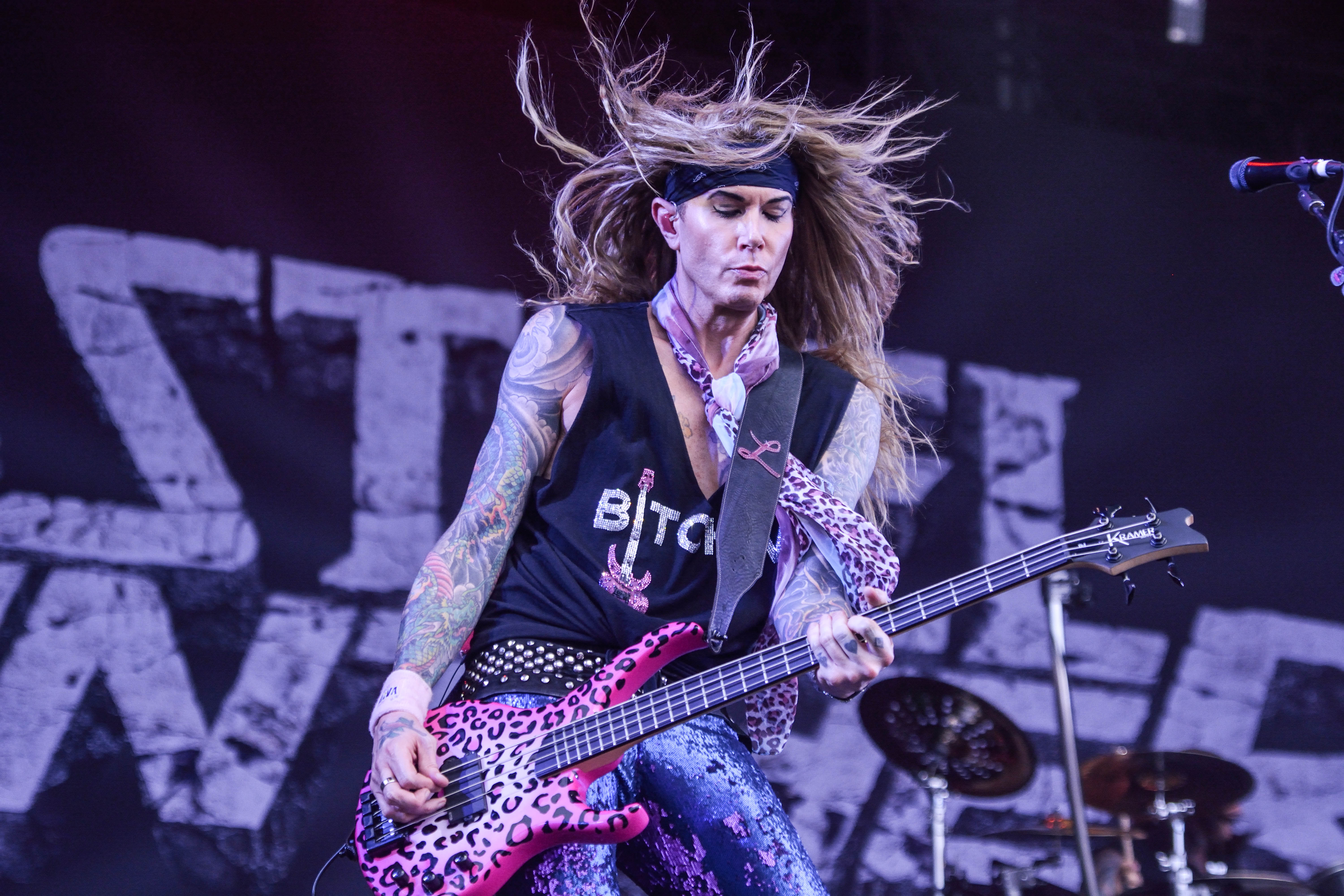 STEEL PANTHER | 2015