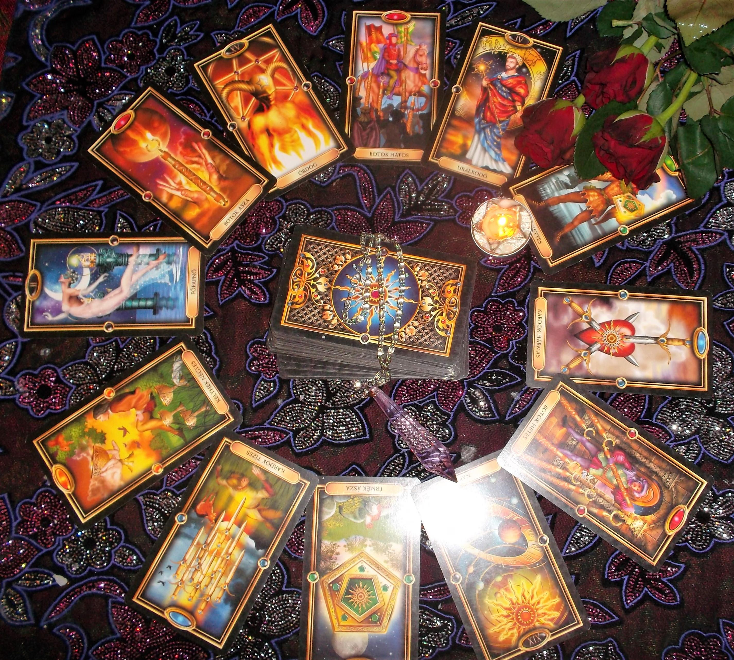 Ten to Twelve Card Reading