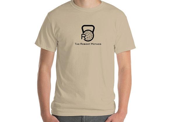 T-shirt homme logo TRM noir