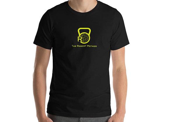 T-shirt unisexe logo TRM lemon