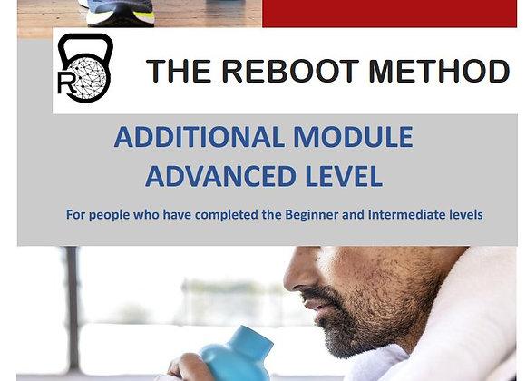 The Reboot Method - Additional Module - Advanced level for beginner