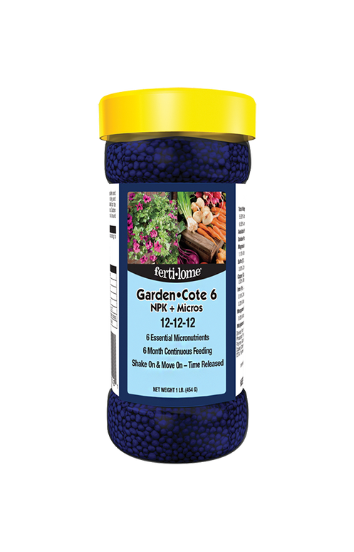 Garden Cote 6 Fertilizer 1LB