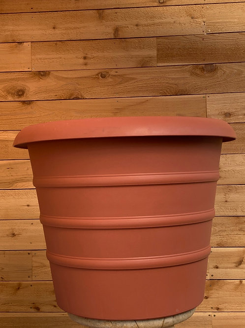 18 gal. Terra Cotta Planter