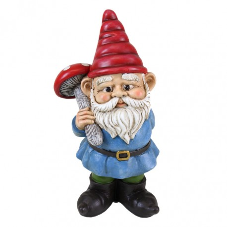13-inch-multi-color-gnome-holding-mushroom
