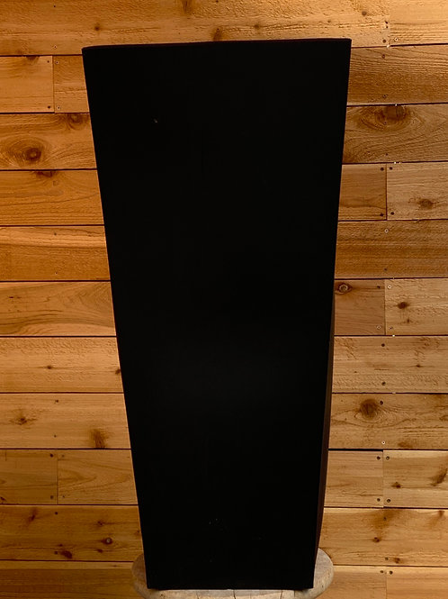32in. Cosmo Tall Square- Black