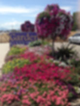Garden Gateway in Hyde Park Utah is a Garden Center and Greenhouse specializing in hanging baskets, annual color and perennial plants