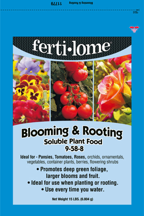 Fertilome Blooming & Rooting 15 lbs