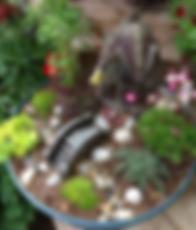 Garden Gateway Logan Utah Garden Center and Greenhouse.  Fairy Gardens are one of our specialties.