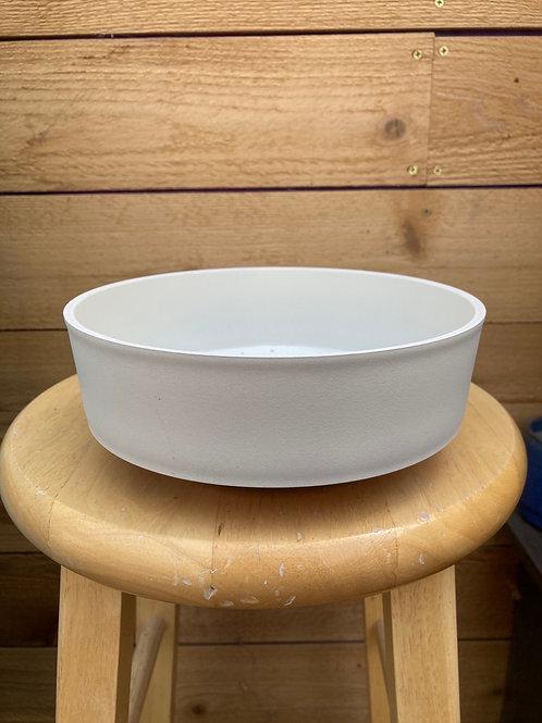 "8"" Vanilla Capri Bowl"