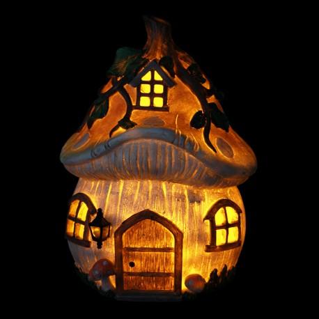 9-inch-solar-mushroom-house