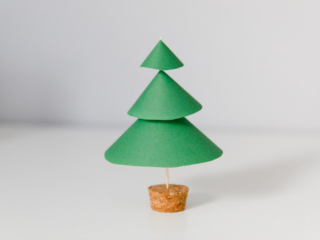 DIY Tiny Christmas Tree