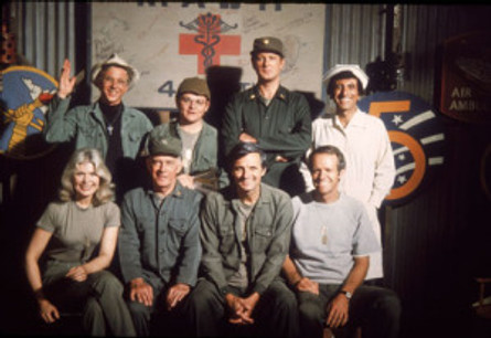 Everything I learned about Scrum Teams I learned from M*A*S*H
