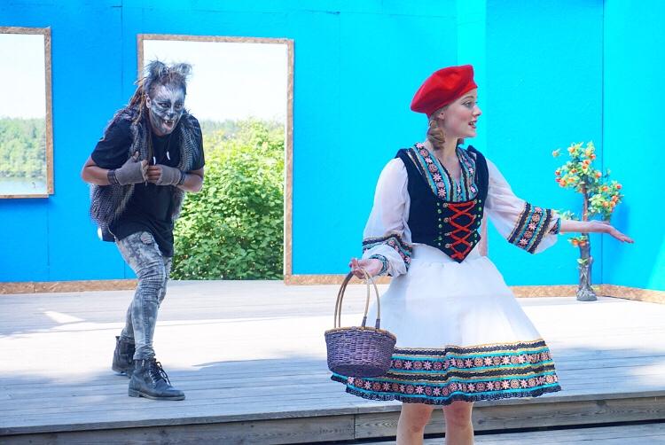 Mälarhöjdens Outdoor theatre
