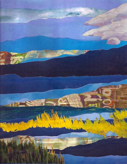 Blue Ridge | print
