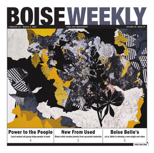 New Boise Weekly Cover