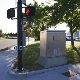 boise traffic box public art program