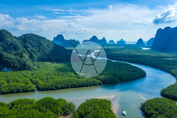 AO PHANG-NGA - Thailand