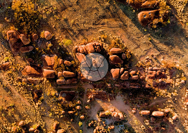 WARUMUNGU - Northern Territory
