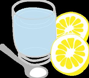 Salt Water Flush Recipe