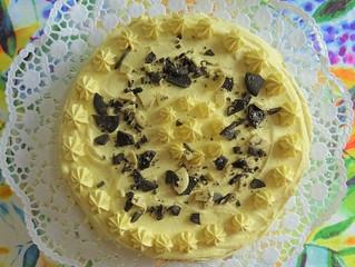 Buttercremetorte aus der Keto-Küche
