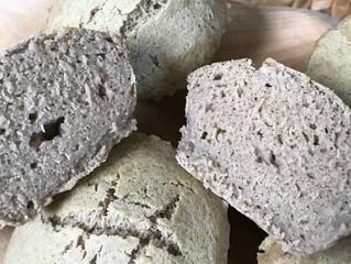 Glutenfreie Muffinbrötchen