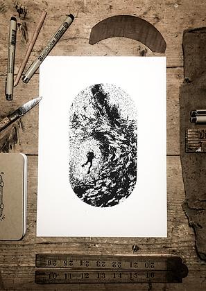 Deep dive Print