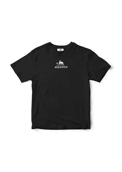 Roam wild Embroidered T-shirt