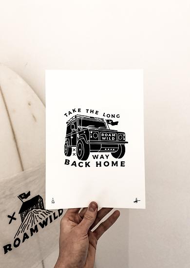 4x4 Print