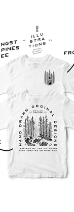 amongst the pines tee.png