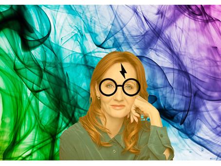 Elas na Literatura: J. K. Rowling
