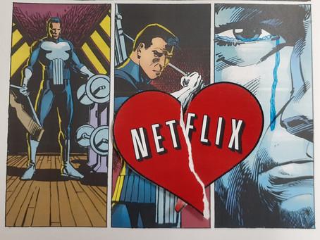 A Netflix falhou com o Justiceiro?