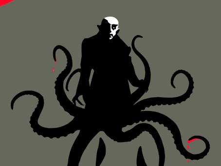 O Terror Ganhou Tentáculos